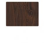 Профнастил под дерево Венге Woodlike (brown wenge)